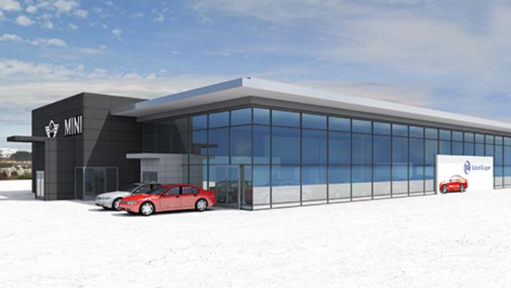 Sulland - Nybil, bruktbil og bilverksted